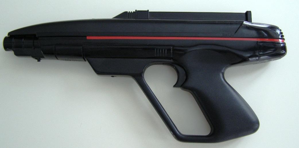 Manufacturers Sample Starlyte Pistol and Sensor